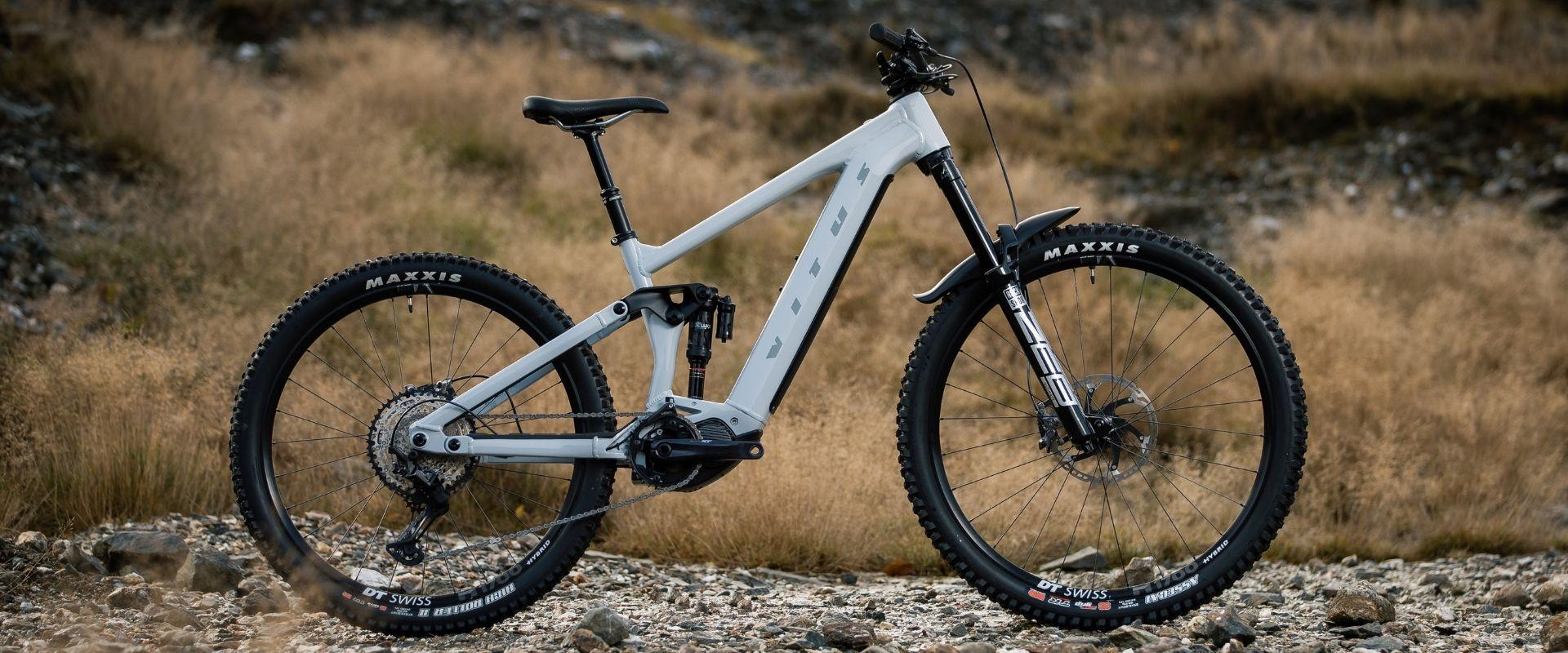 Vitus E-Sommet VRX Mountain Bike