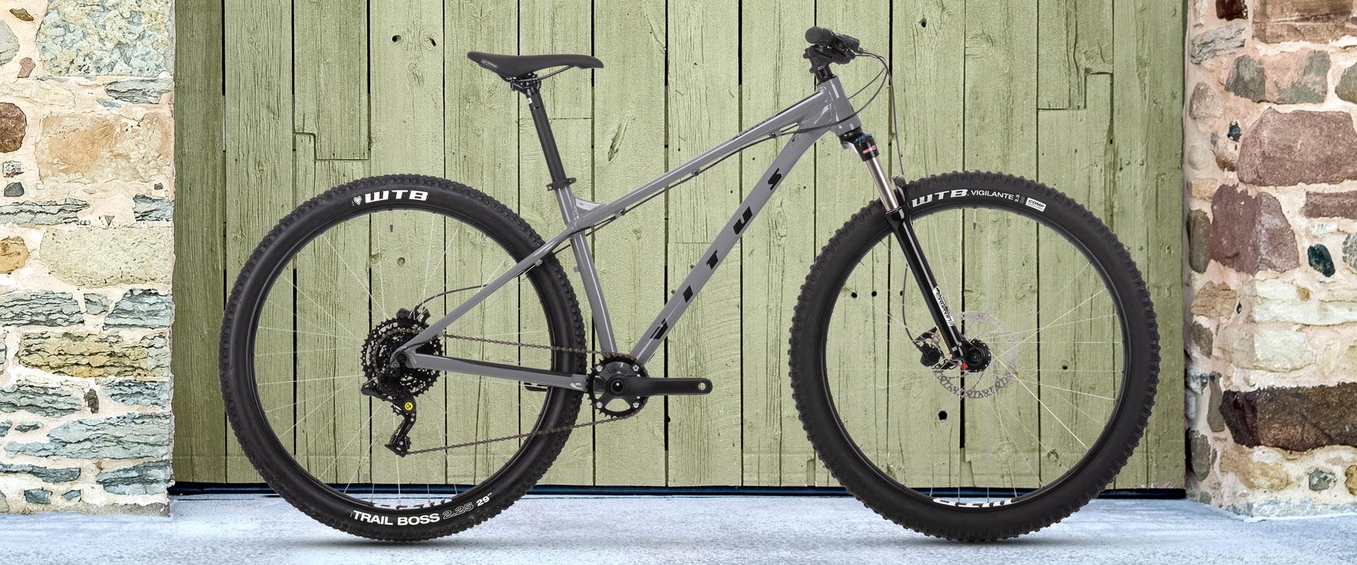 Vitus Nucleus 29 VR Mountain Bike   Grey