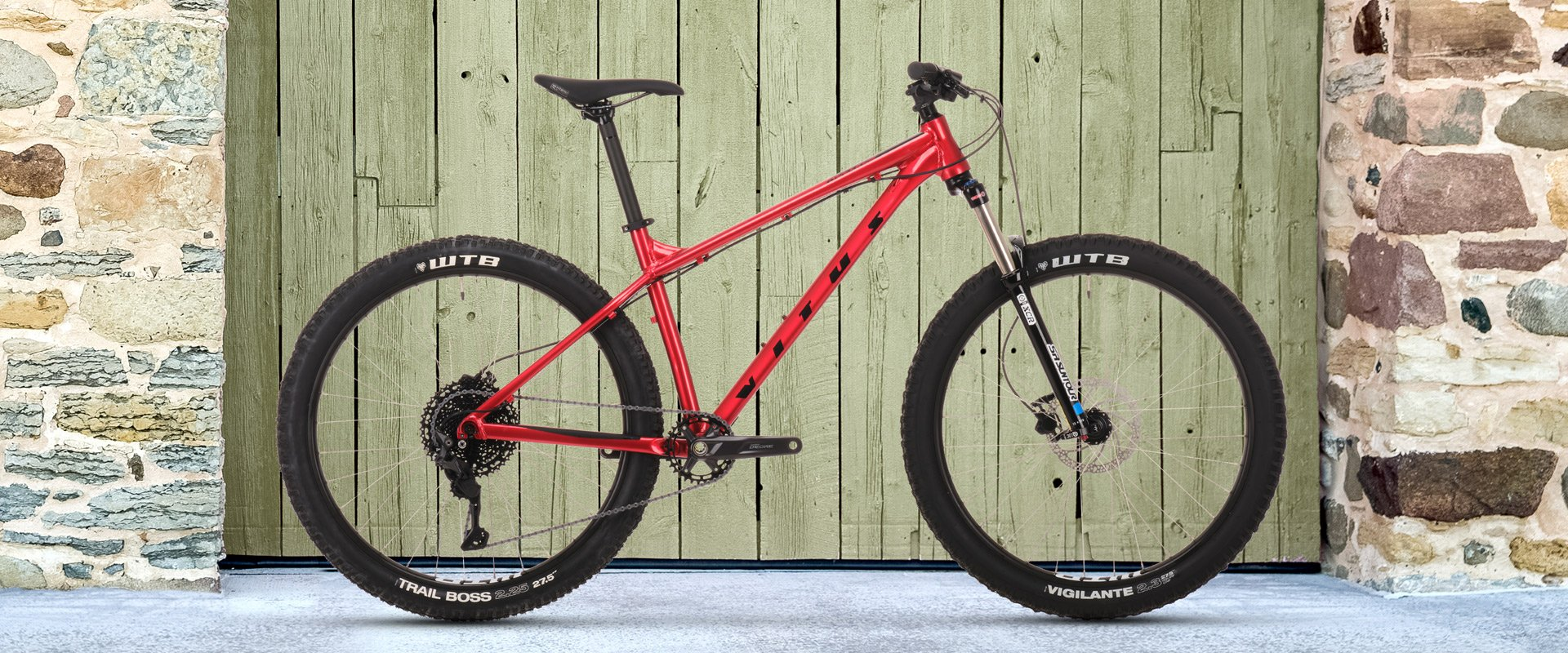 Vitus Nucleus 27 VRS Mountain Bike