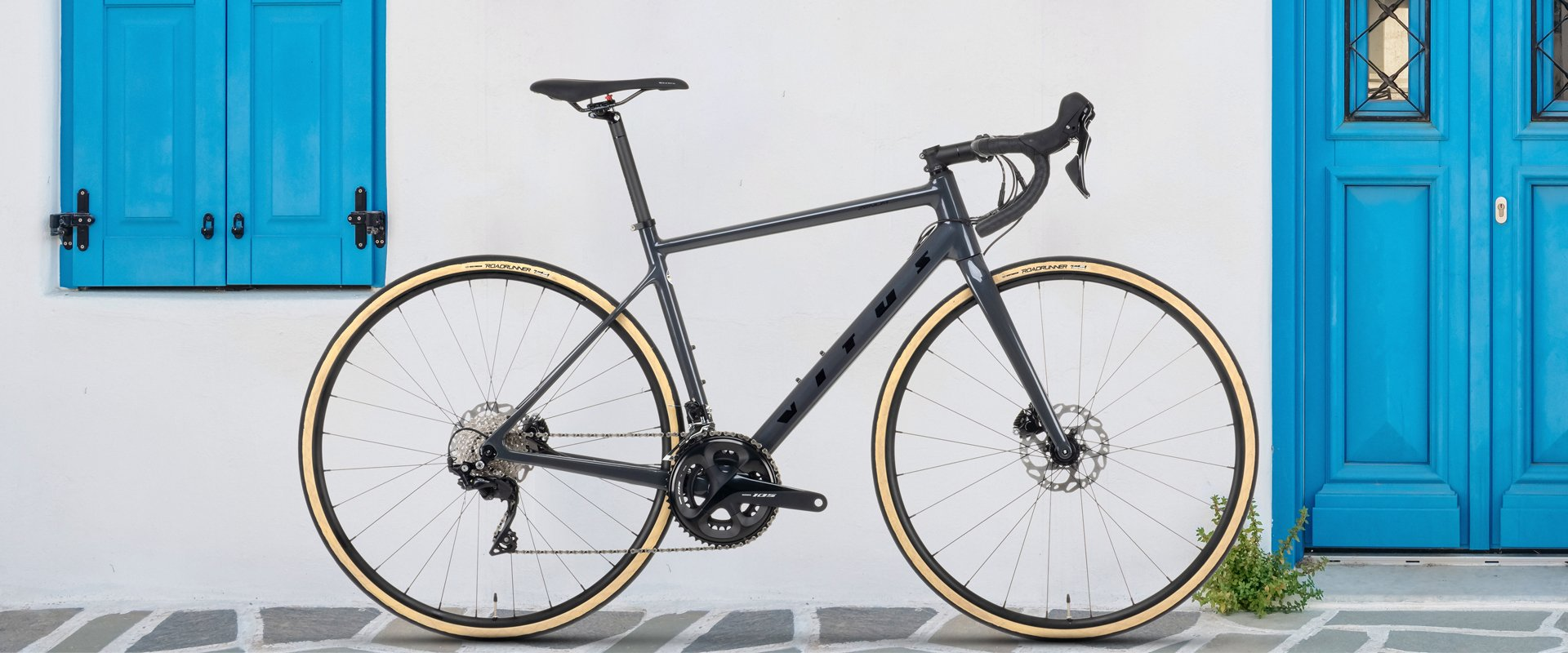 Vitus Zenium CRW Road Bike 105