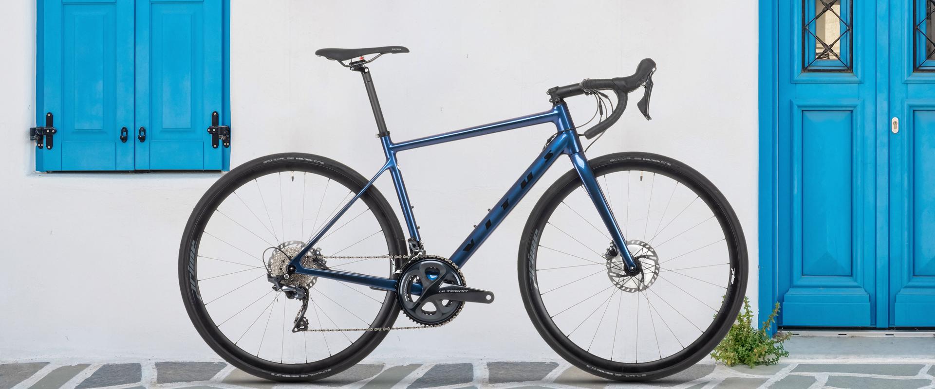 Vitus Zenium CRS Road Bike Ultegra