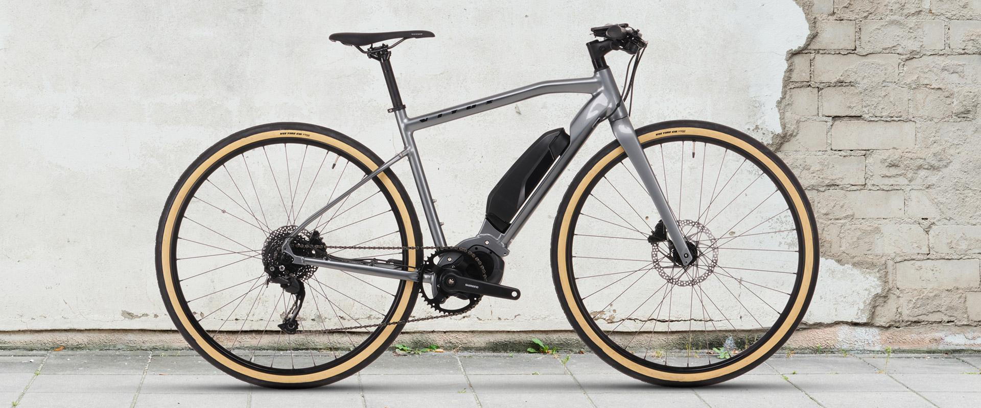 Vitus Mach-E Urban E Bike
