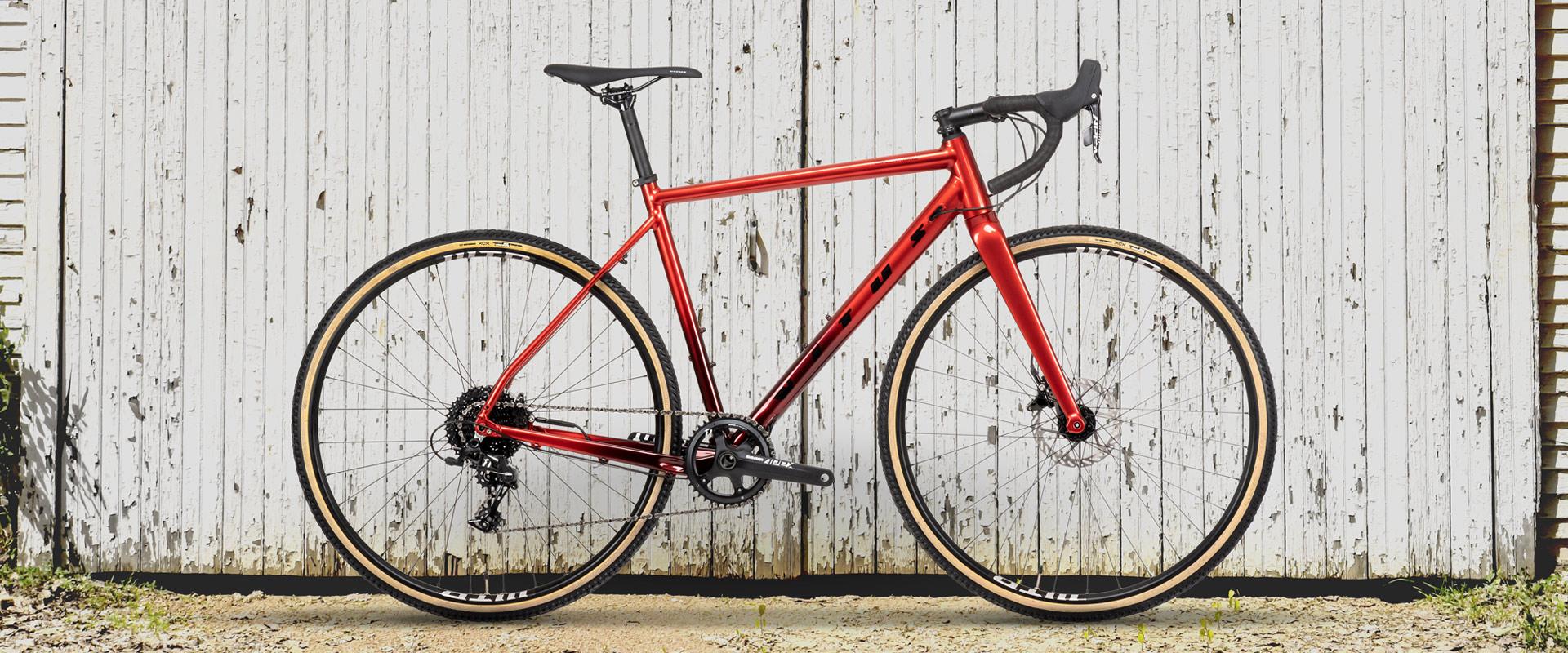 Vitus Energie VR Cyclocross Bike Apex