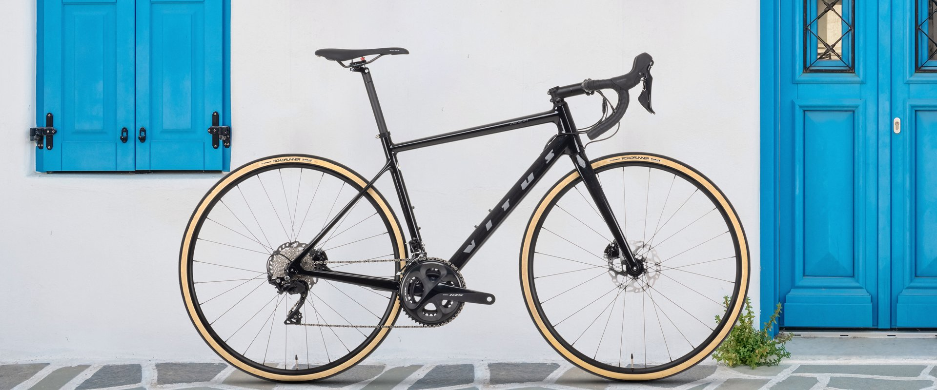 Vitus Zenium CR Road Bike 105