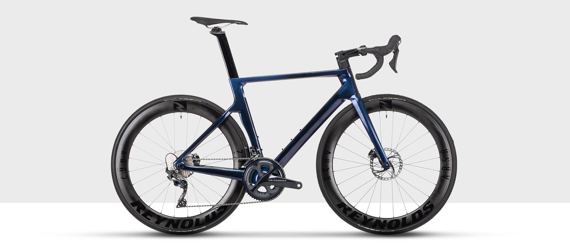 Vitus ZX 1 EVO CRS Road Bike Ultegra