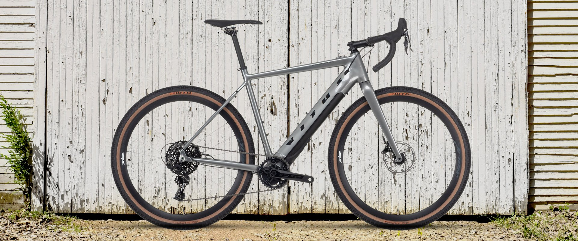 Vitus E-Substance Aluminium E Adventure Bike