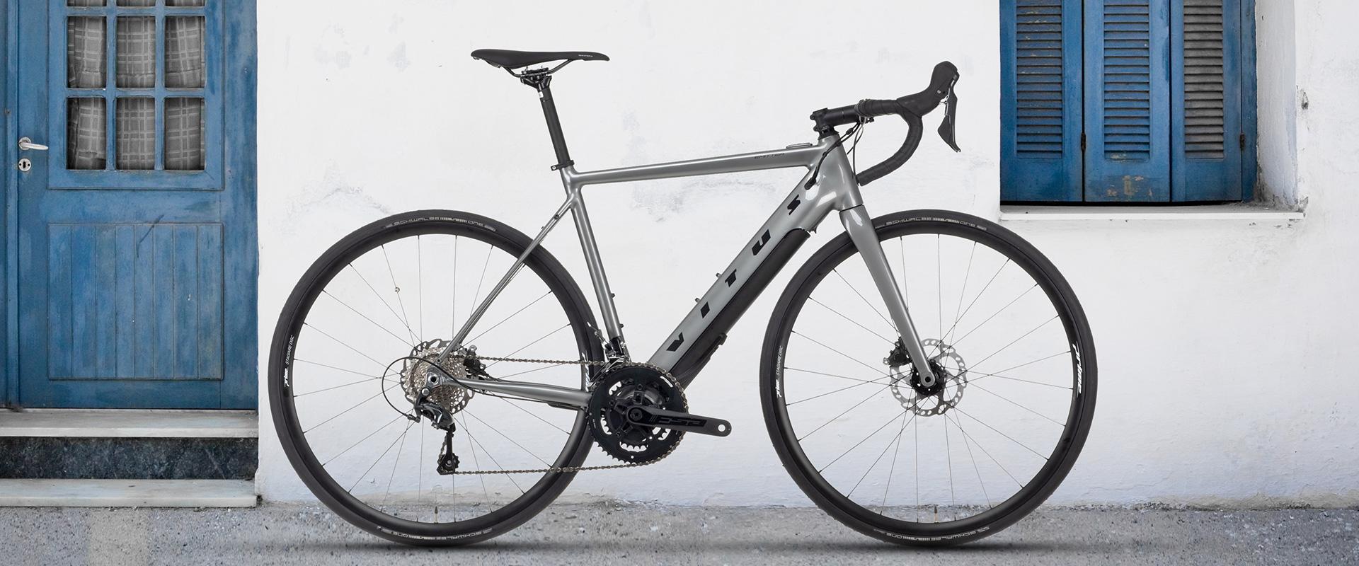 Vitus Emitter Aluminium E Road Bike Fazua