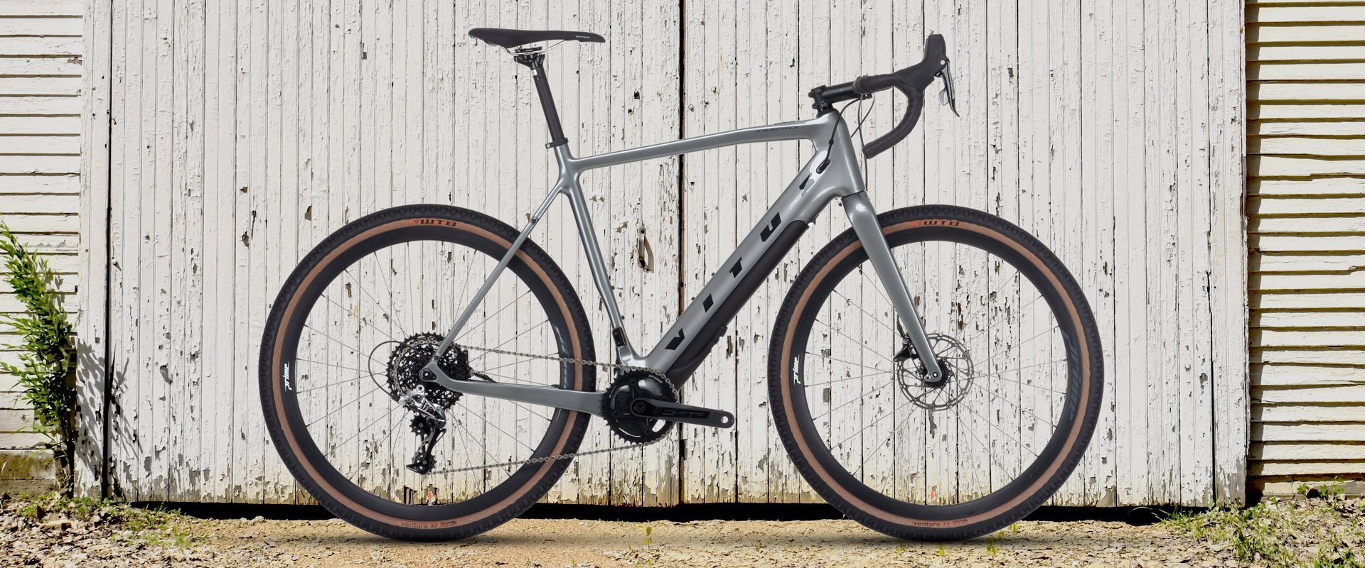 Vitus E-Substance Carbon E Adventure Bike