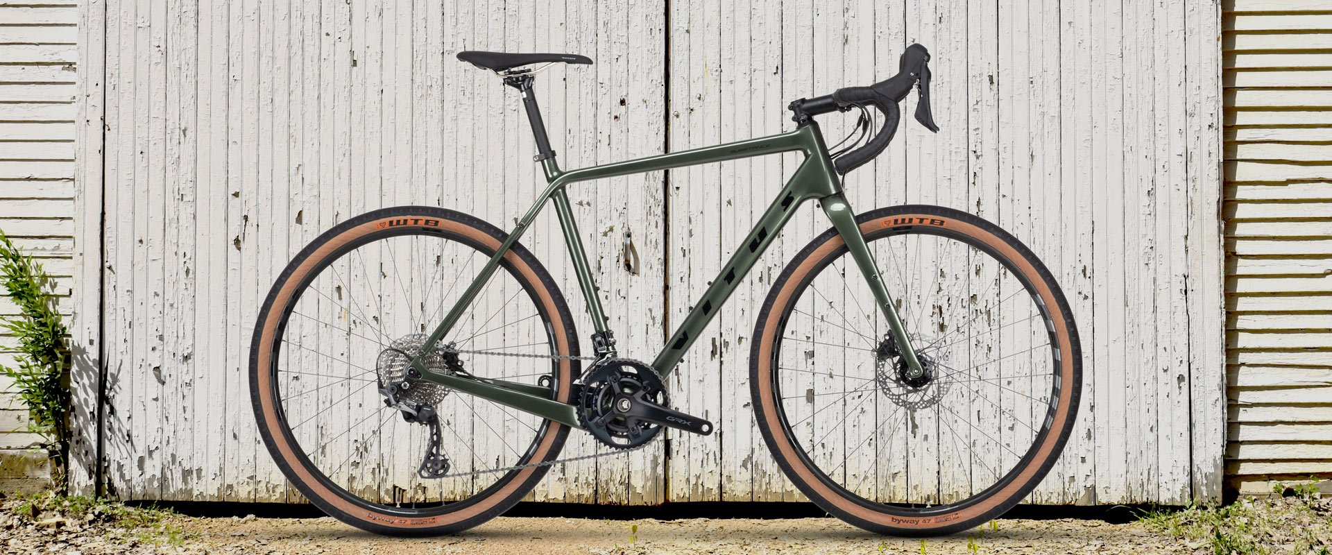 Vitus Substance CRS 2 Adventure Road Bike