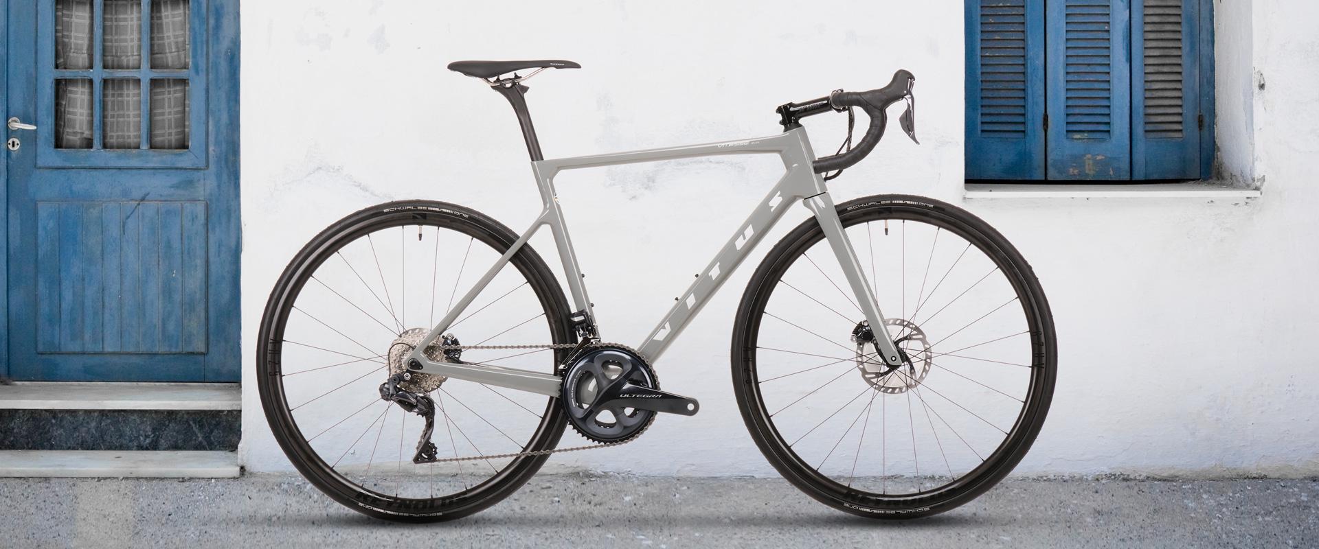Vitus Vitesse EVO CRS Di2 Road Bike Ultegra