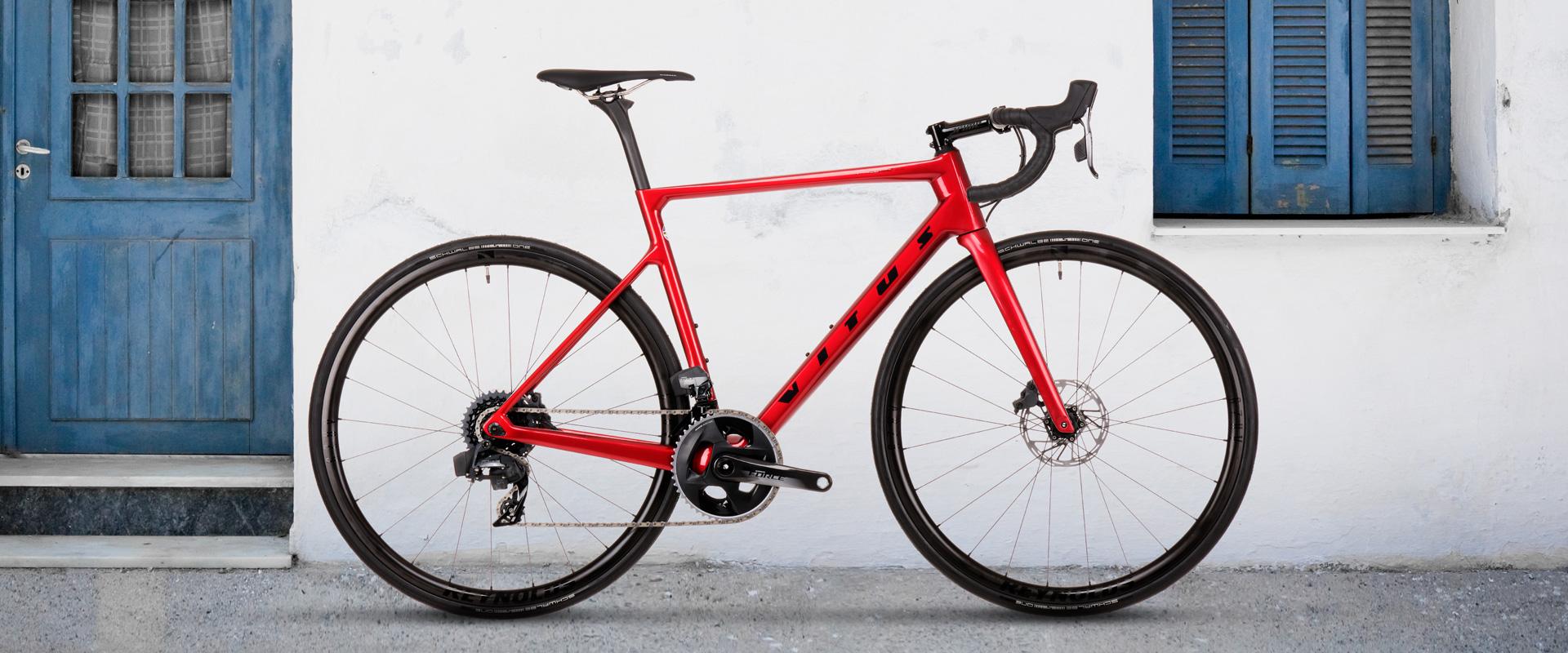 Vitus Vitesse EVO CRS eTap AXS Road Bike