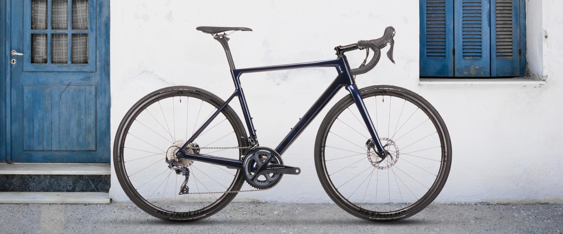Vitus Vitesse EVO CRS Road Bike Ultegra
