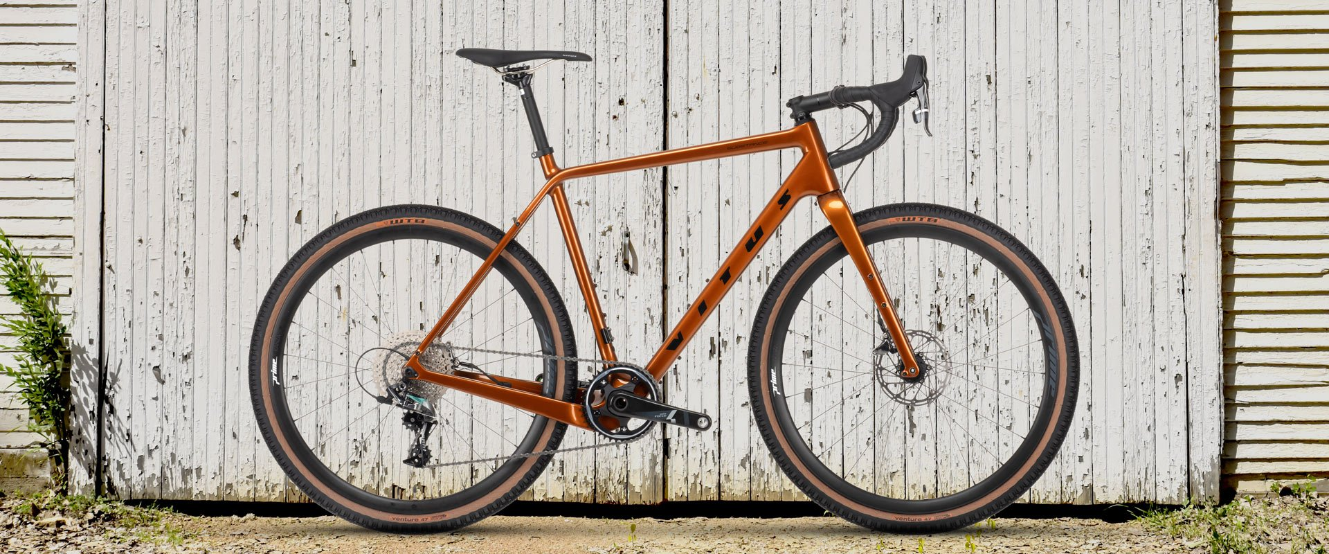 Vitus Substance CRX 1 Adventure Road Bike