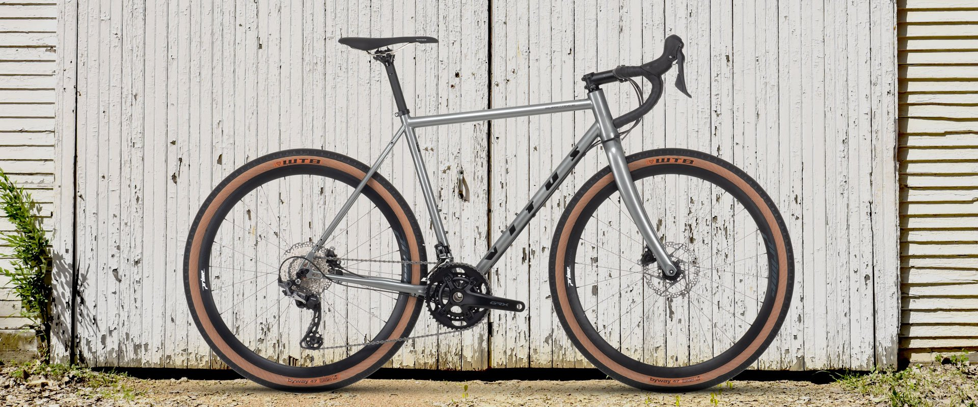 Vitus Substance SRS 2 Adventure Road Bike