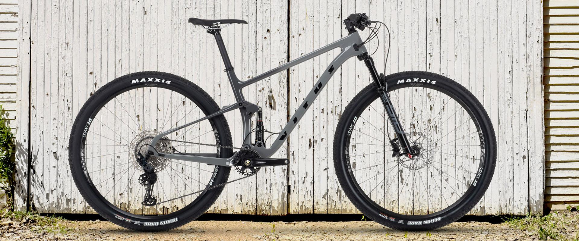 Vitus Rapide FS CR Mountain Bike