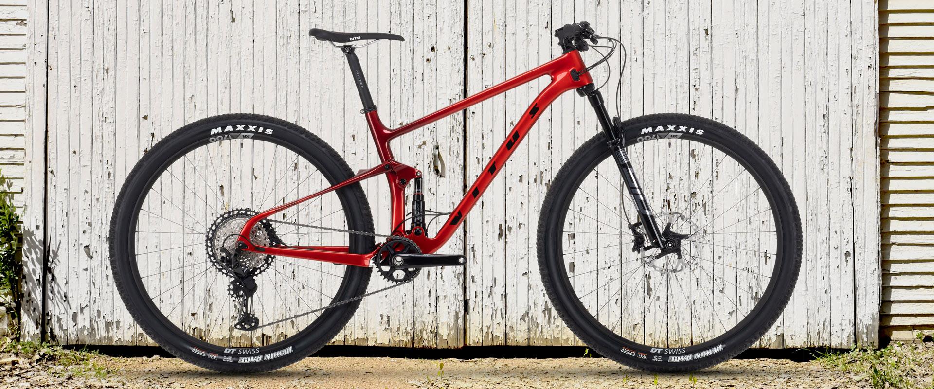 Vitus Rapide FS CRX Mountain Bike