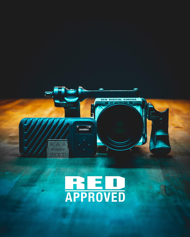 R3D Thumbnail & Keyframe Preview