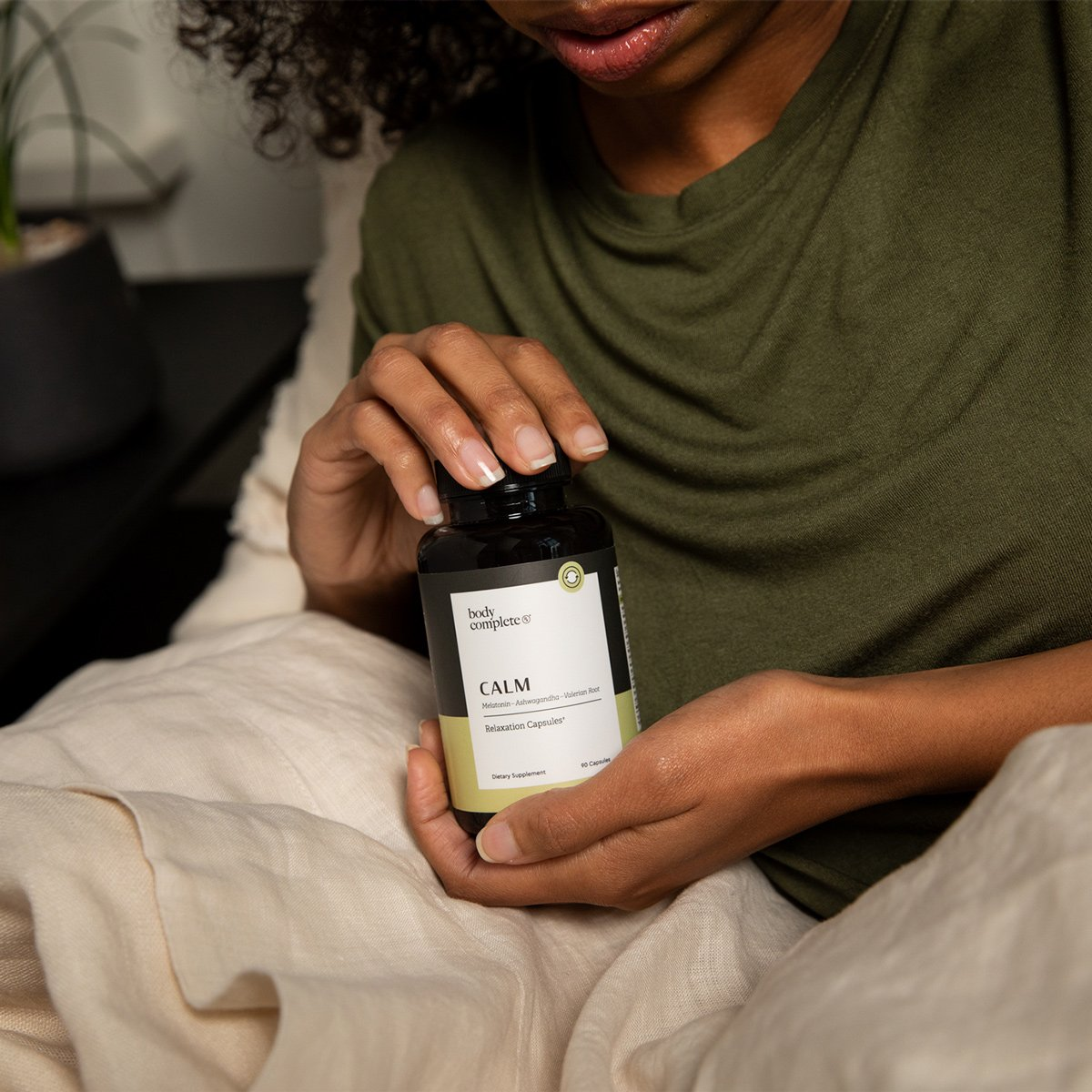Image of Calm Relaxation Capsules