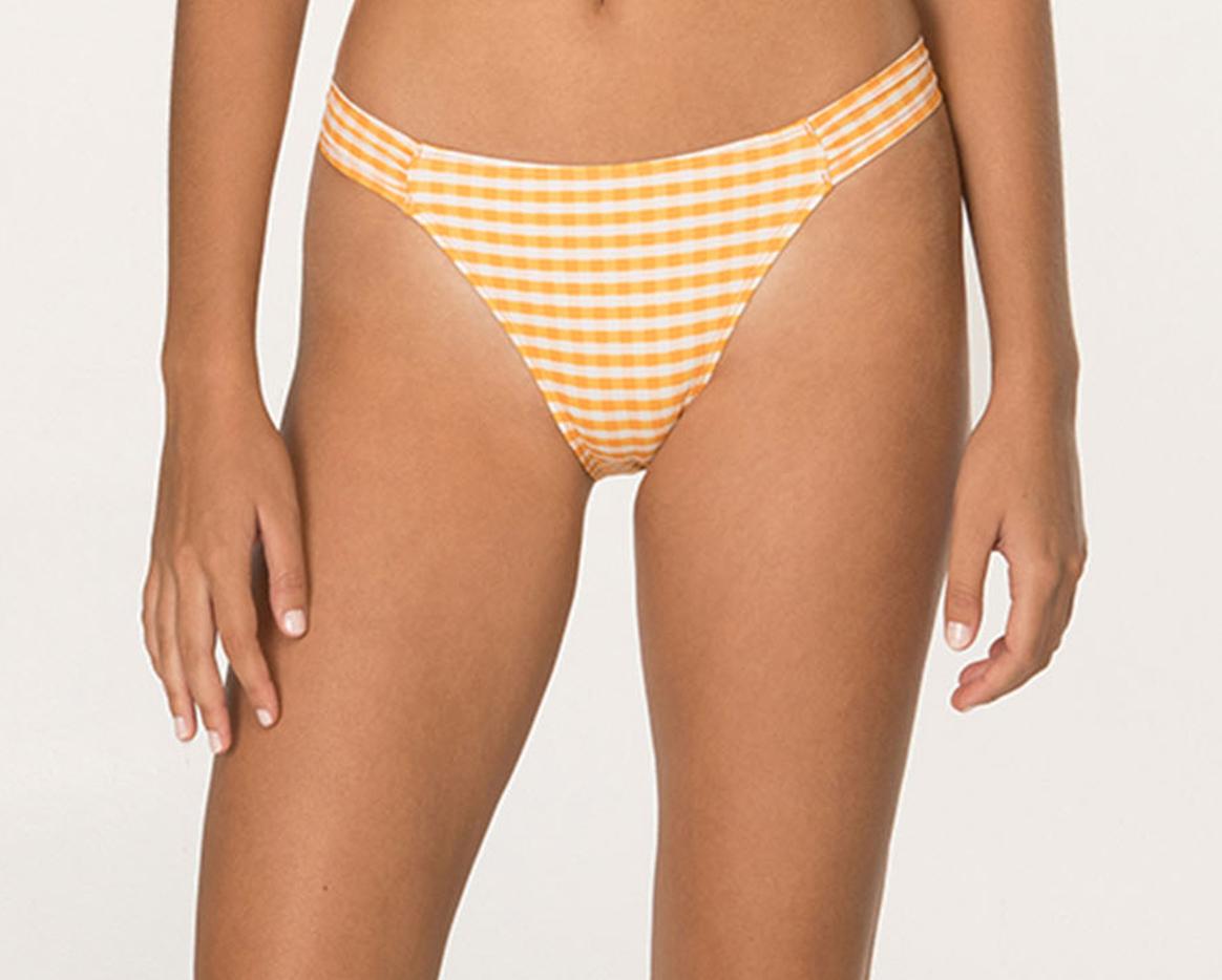 Mandarin Ruched Hi Line Pant