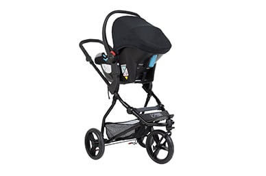 travel system convenience