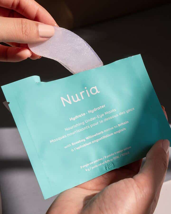 Hydrate Nourishing Under-Eye Masks: