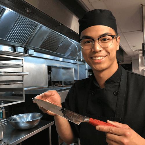 Chef Rylan Avendano