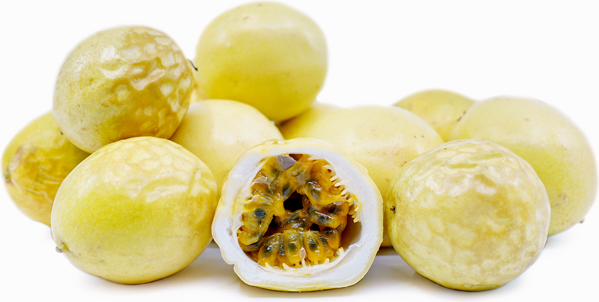 Yellow Passion Fruit did you know