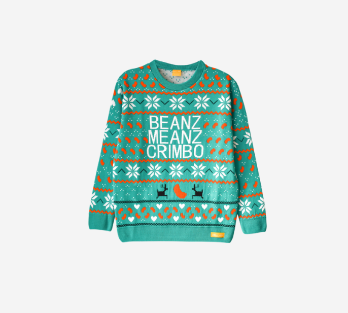 Photograph of Heinz Christmas Jumper product