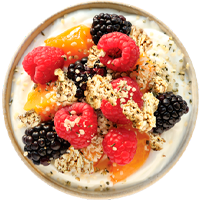 Sprinkle on Yogurt