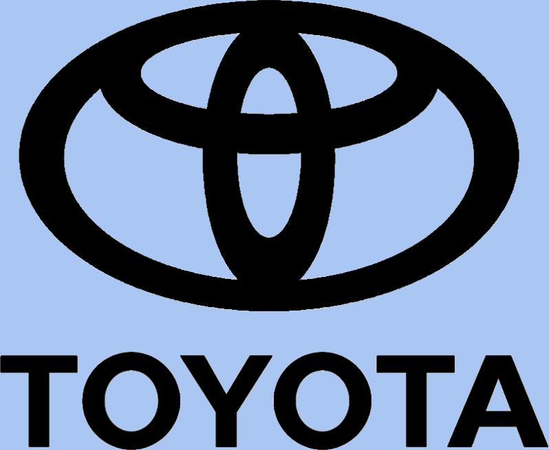 Toyota Tacoma manufacturer logo