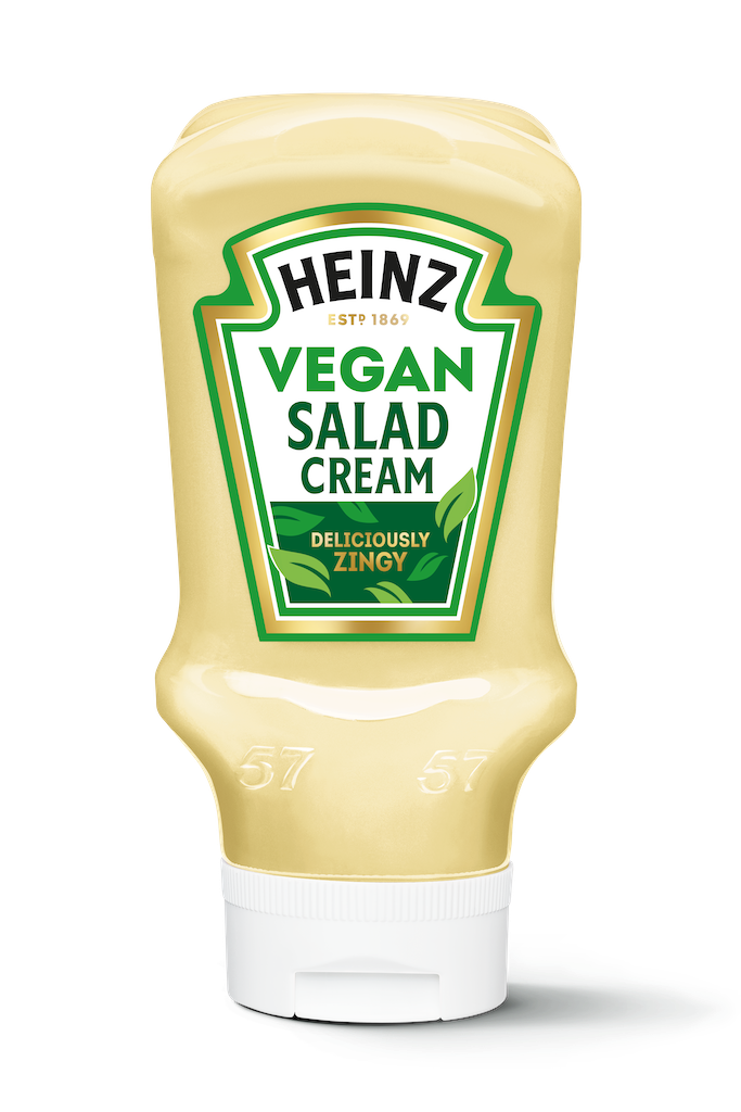 Photograph of 1 x 400ml Heinz Vegan Salad Cream product