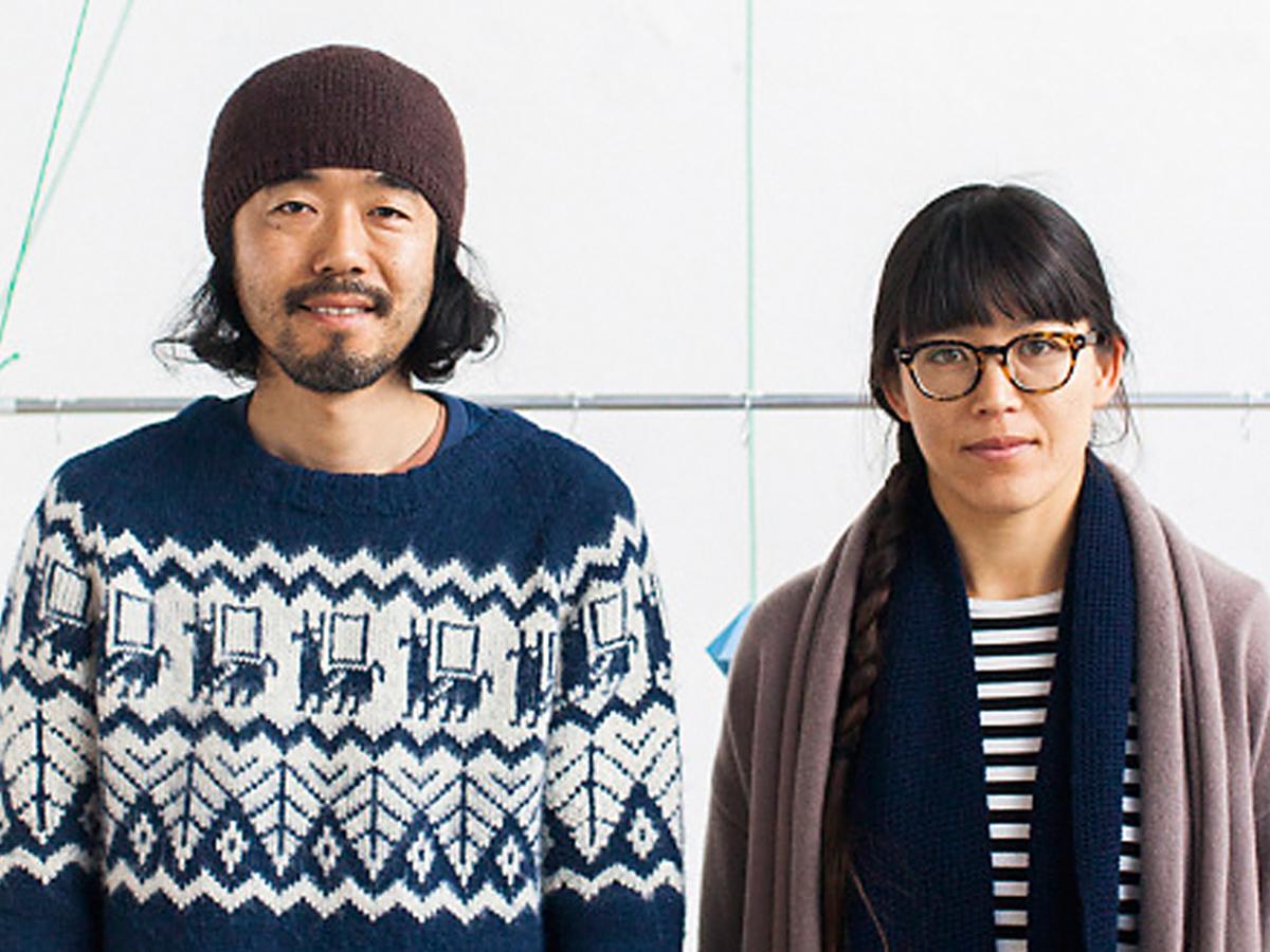Yumi And Taka.