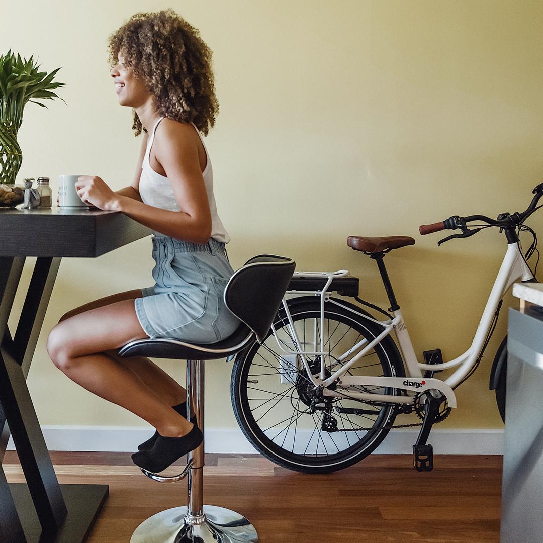 Charge Comfort Electric Bike