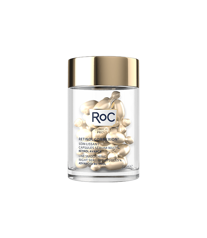 RETINOL CORREXION® Line Smoothing Night Serum Capsules 30ct
