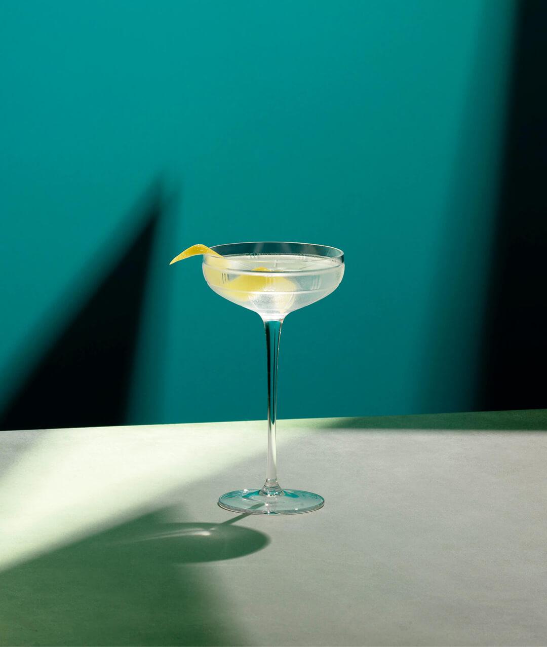 Botanical Dry alcohol-free Martini
