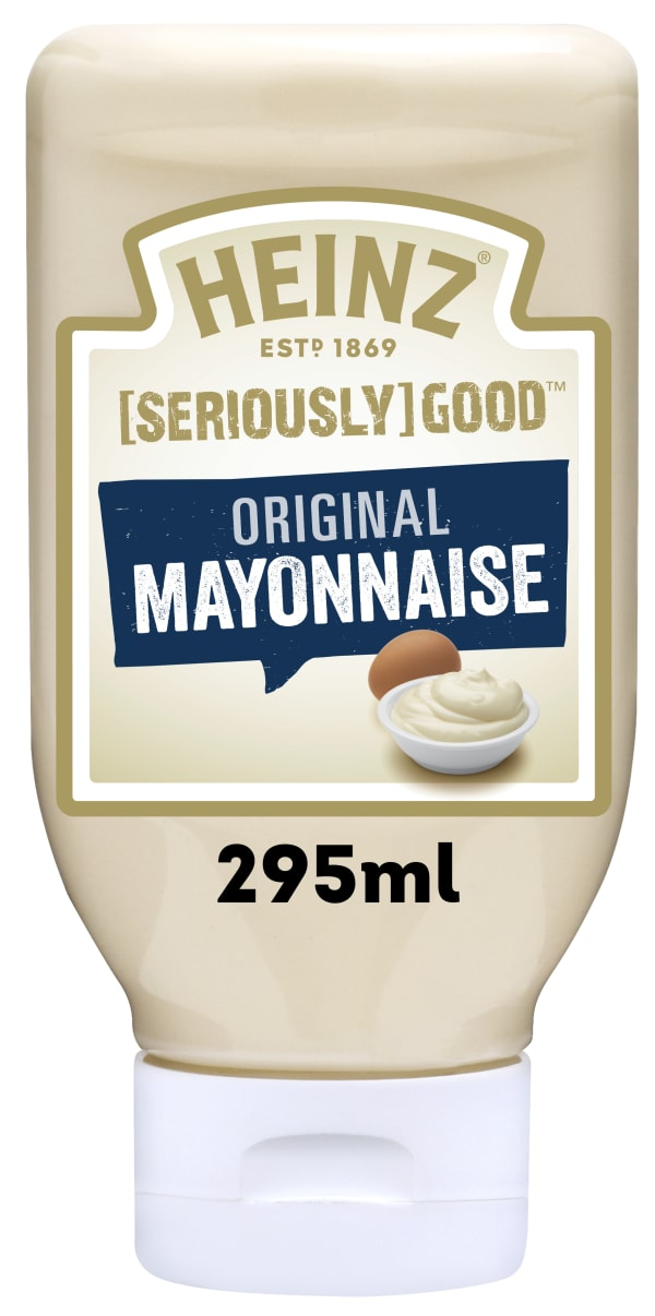 Photograph of Heinz® Seriously Good® Mayonnaise  product