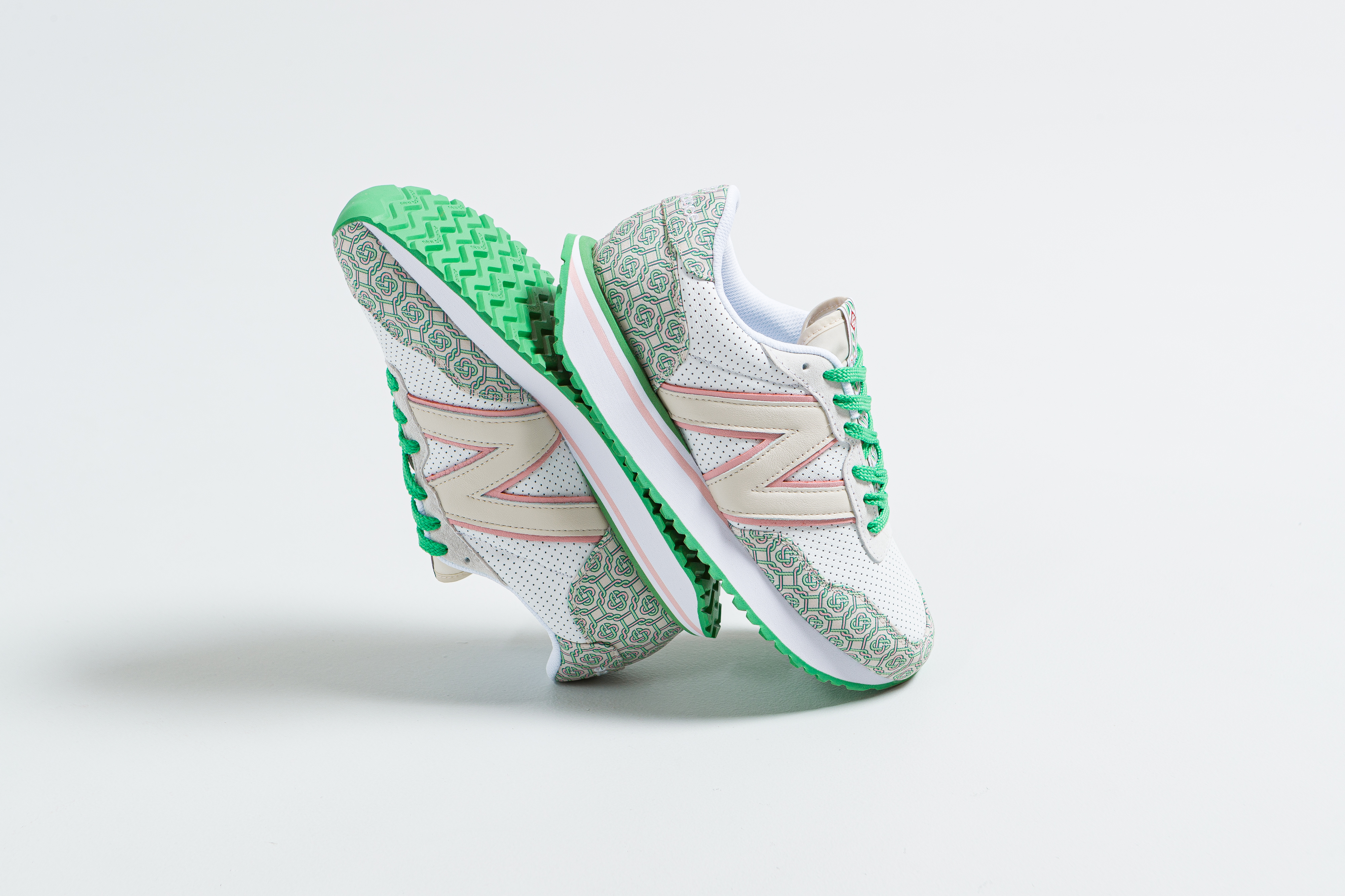 Up There Launches - New Balance X Casablanca MS237CBA & MS327CAB