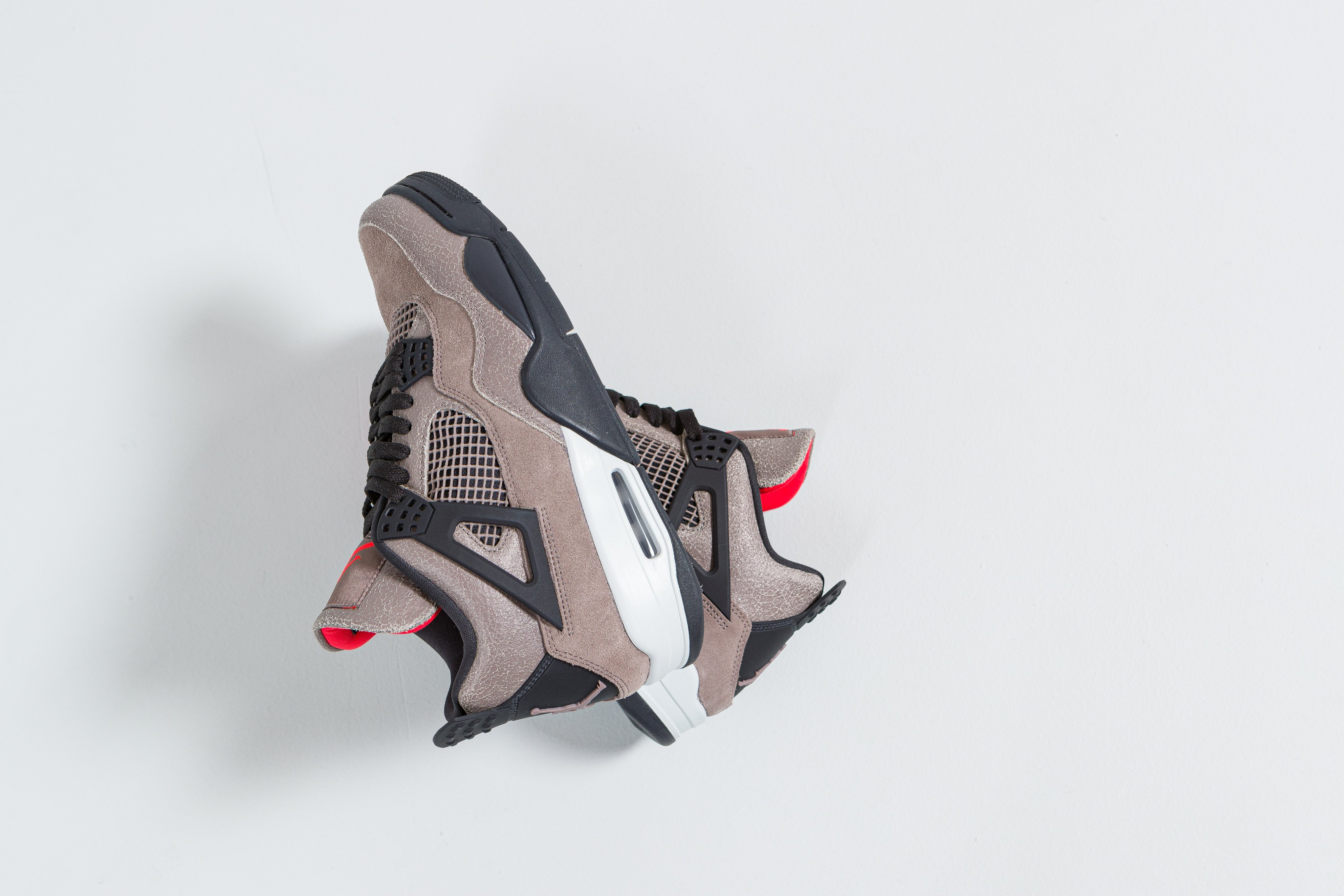 Up There Launches - Nike Air Jordan 4 Retro 'Taupe Haze'