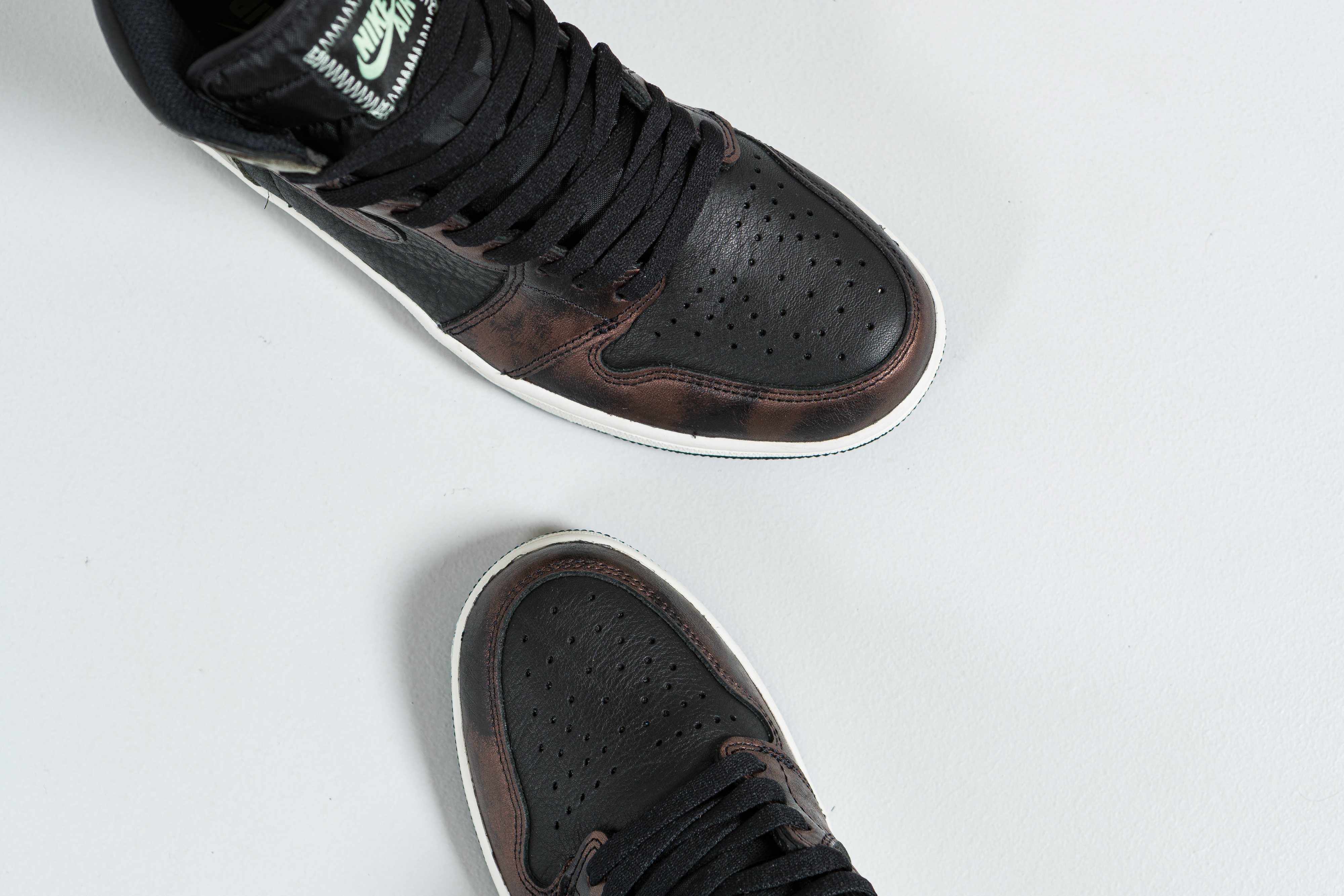 Up There Launches - Nike Air Jordan 1 Retro High OG - 'Patina'