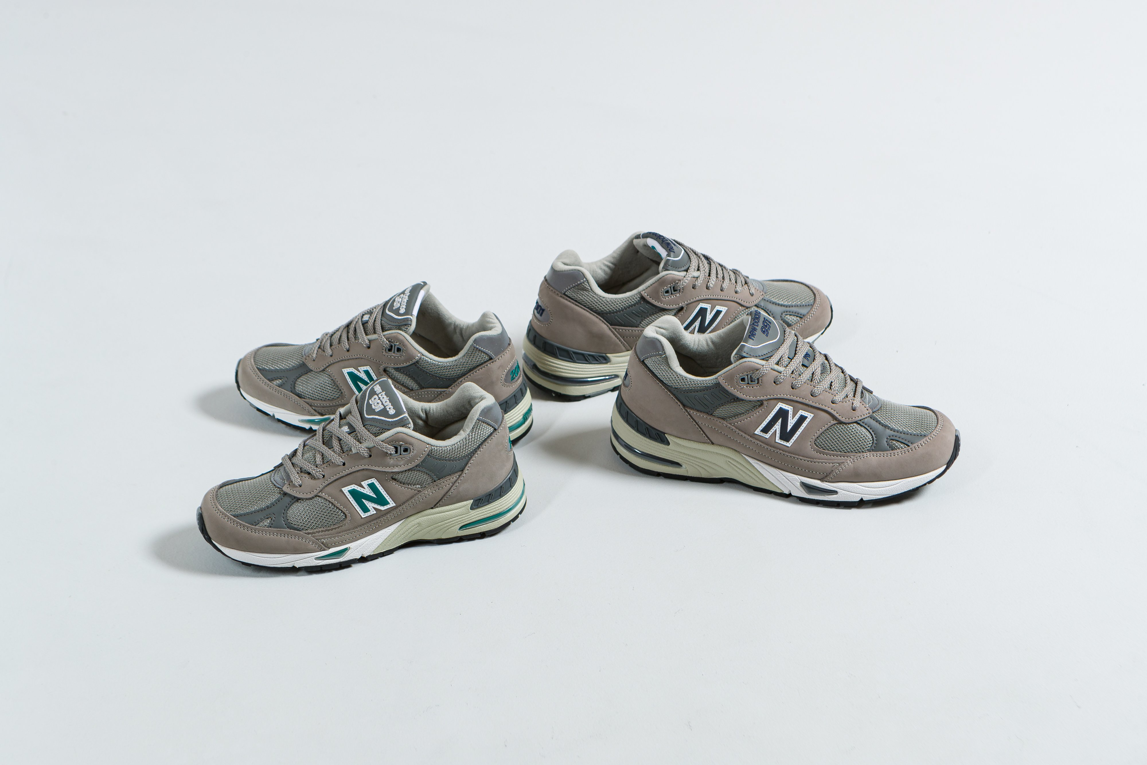 Up There Launches - New Balance 991 20th Anniversary M991ANI & W991ANI