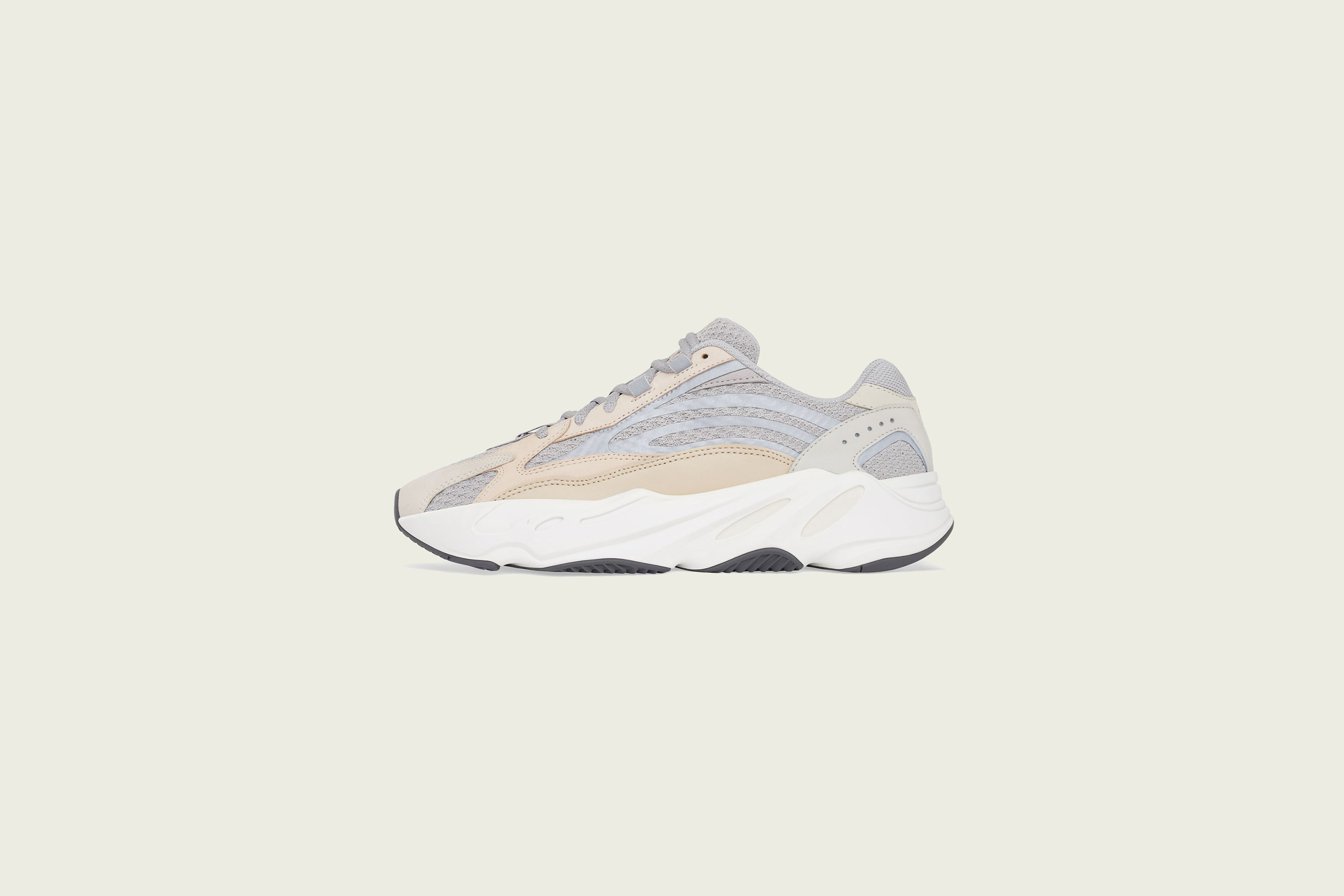 Up There Launches - adidas Originals Yeezy Boost 700v2 'Cream'