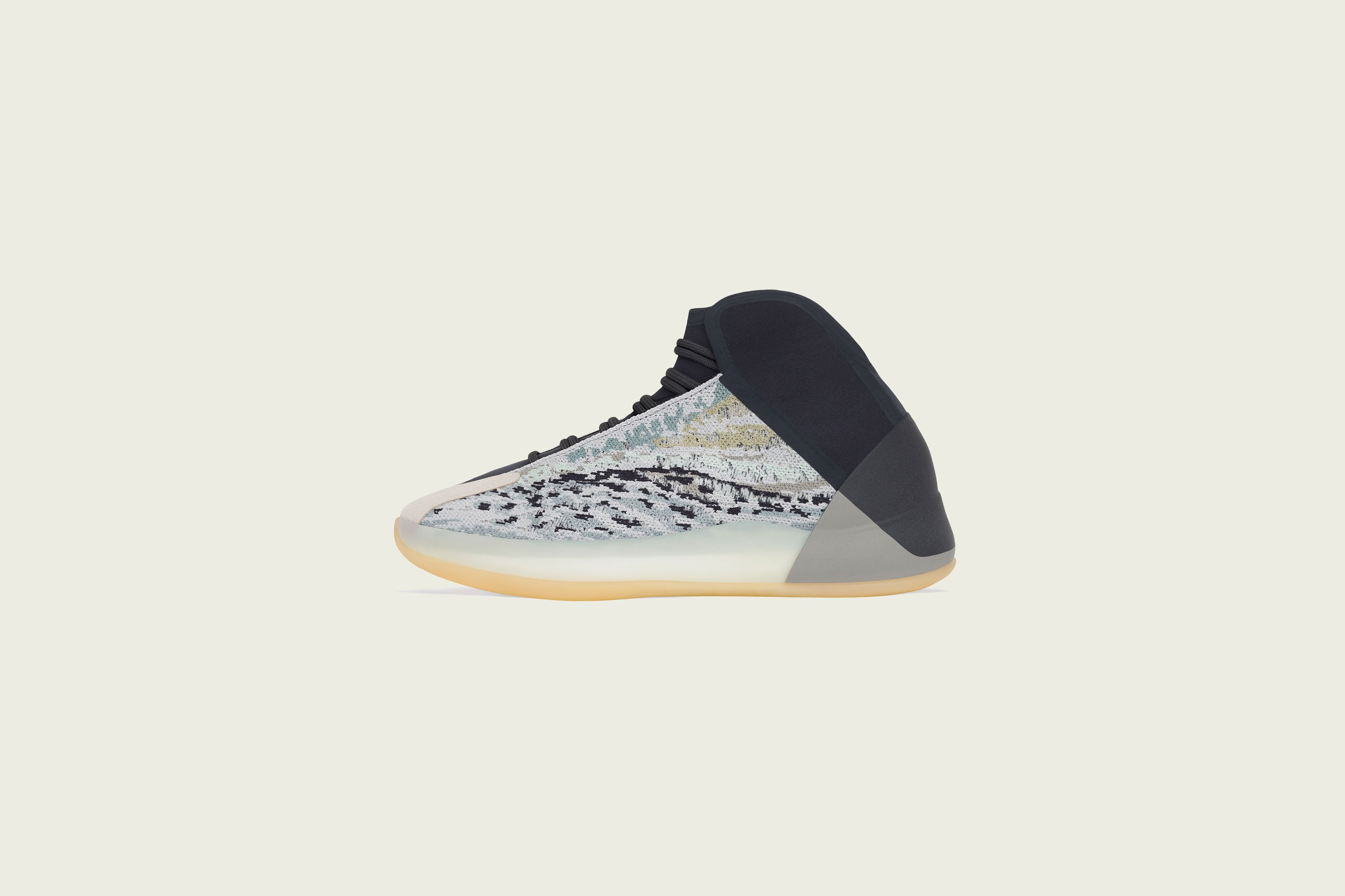 Up There Store - adidas Originals Yeezy Boost QNTM 'Sea Teal'
