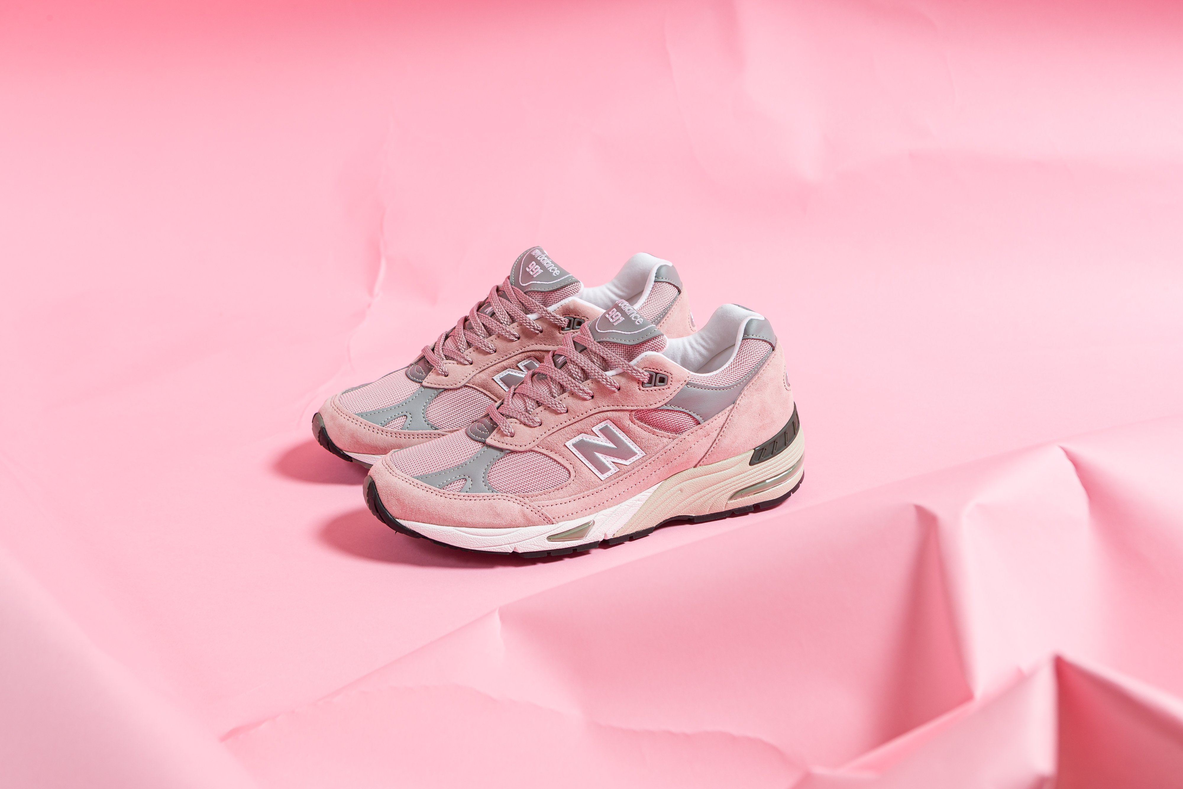 Up There Store (Australia Exclusive) - New Balance M991PNK 'Made In England'