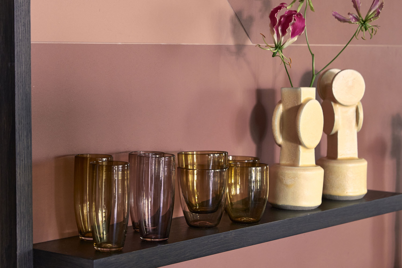 Ginger Drinkware + BiZppy Vessels