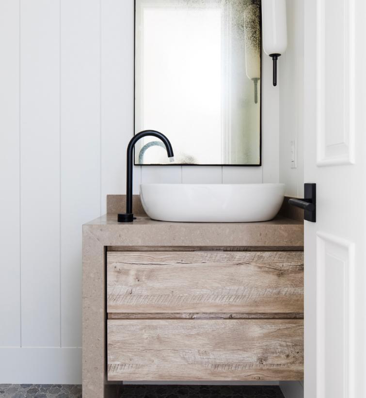 #AutumnSageProj Bathroom Sink
