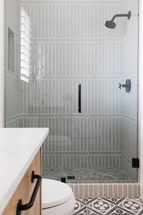 The LifestyledCo #AutumnSageProj Guest Bath