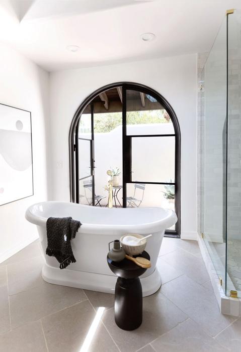 The LifestyledCo #CalleEastProj Primary Bath
