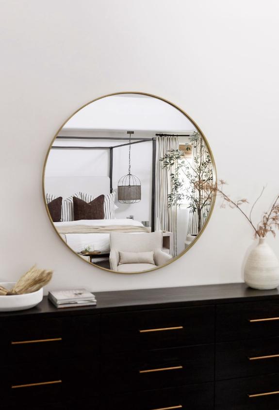 #CalleEastProj Bedroom Mirror and Dresser