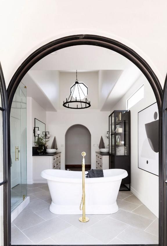#CalleEastProj Bathroom Tub