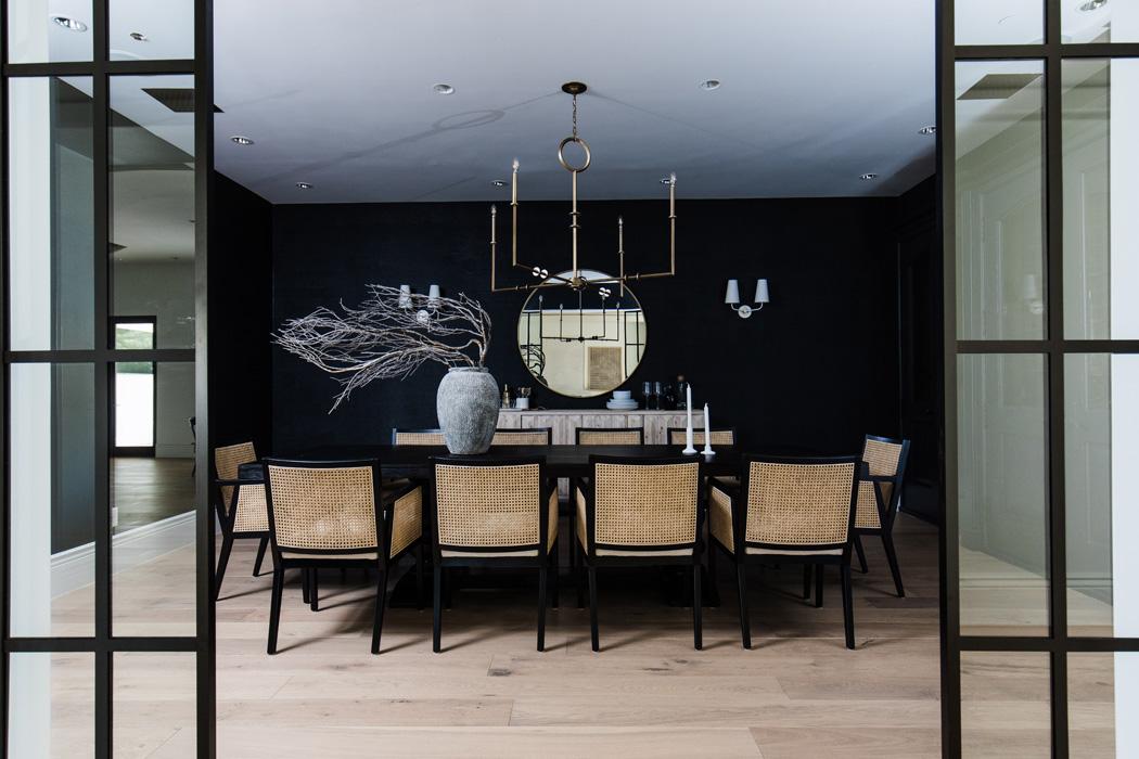 The LifestyledCo #MaverickDrProj Dining Room